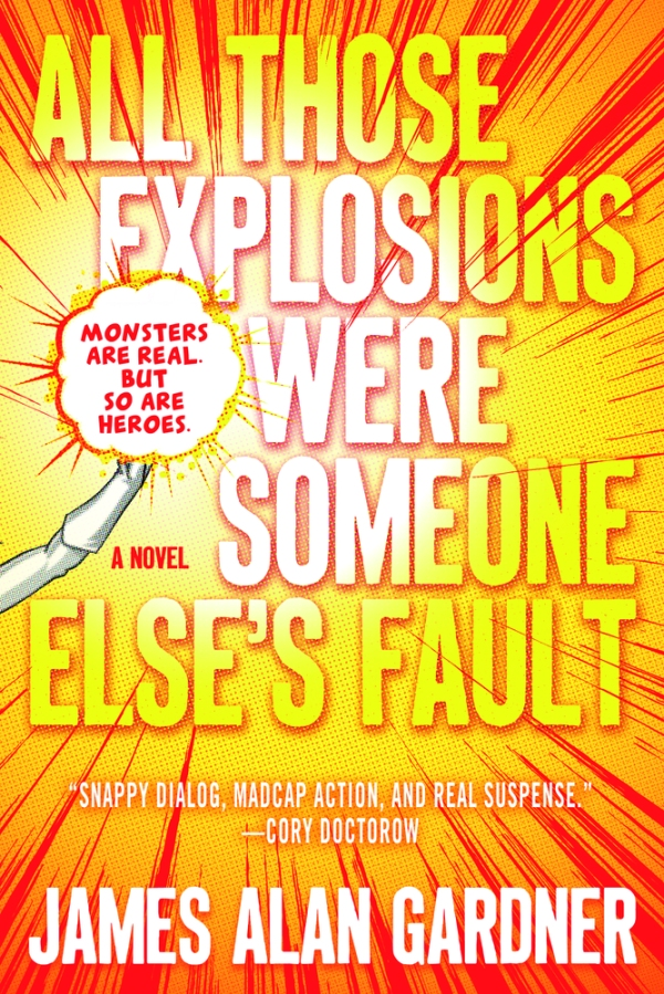 Book Birthday: ALL THOSE EXPLOSIONS